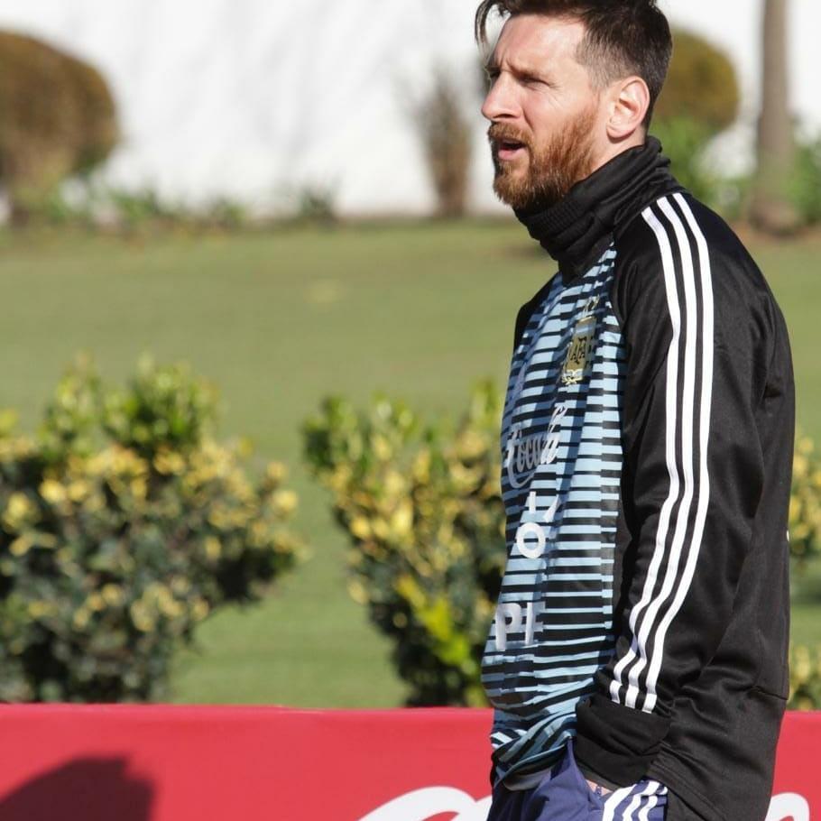 Messi tem como objetivo dar o terceiro título mundial para a Argentina