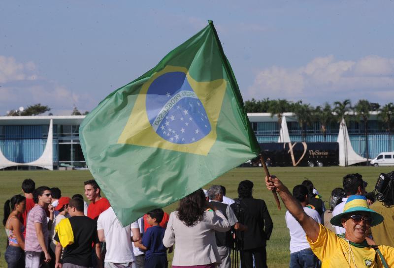 Delegação brasileira não irá desembarcar em Brasília após a Copa