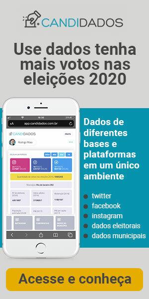 Use dados tenha mais votos nas eleições 2020