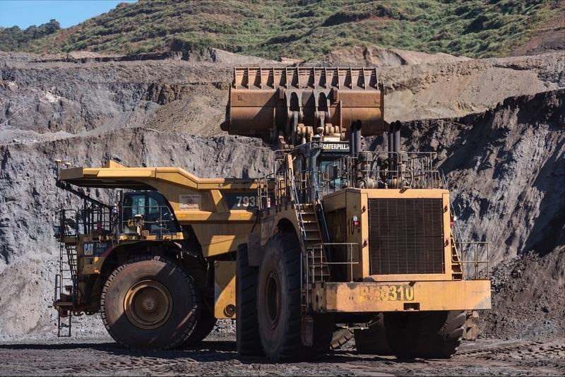 Com caminhões autônomos, Vale movimenta peso de 35 mil 'Maracanãs' em mina de São Gonçalo do Rio Abaixo (MG)