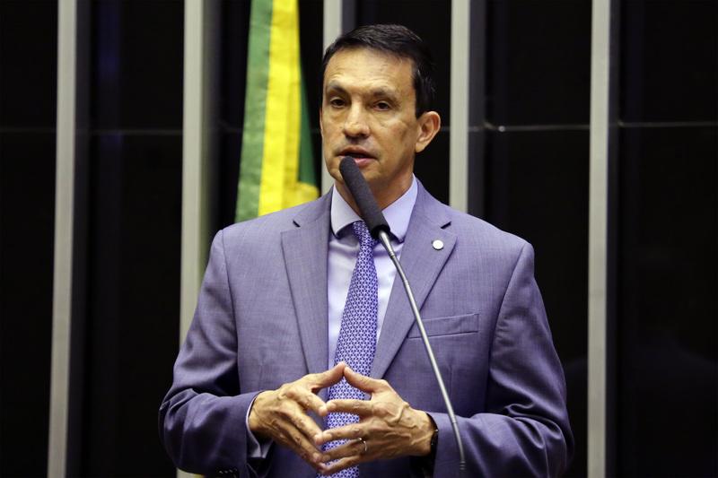 Dep. Sidney Leite / Foto: Najara Araujo, Câmara dos Deputados