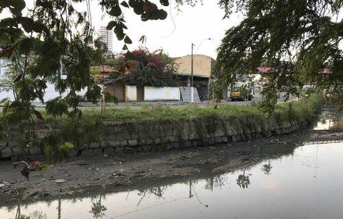 Saneamento básico. Foto: Carolina Gonçalves/Agência Brasil