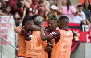 Foto: Alexandre Vidal - Marcelo Cortes & Paula Reis / Flamengo
