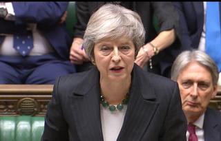 Foto: Parlamento Reino Unido