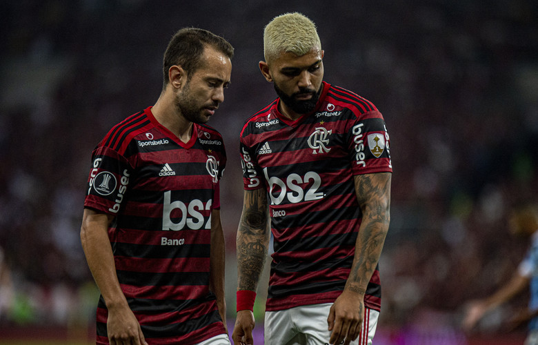 Créditos: Alexandre Vidal, Marcelo Cortes & Paula Reis / Flamengo
