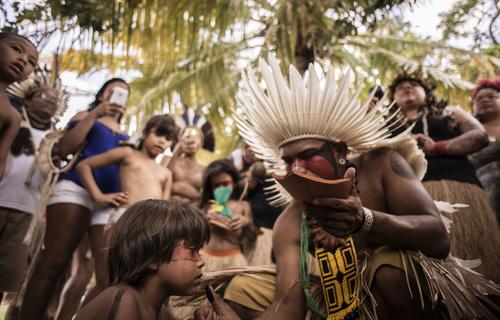 Povos Indígenas - Foto: Governo do Ceará