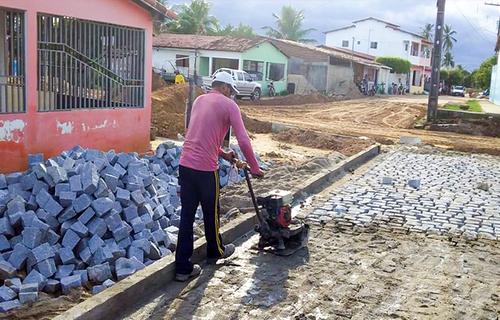 Foto: Secretaria de Transportes, Obras e Serviços Urbanos de Jundiá (RN)