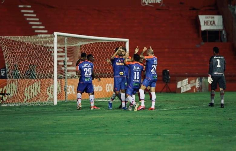 Foto: Divulgação Twitter Fortaleza Esporte Clube