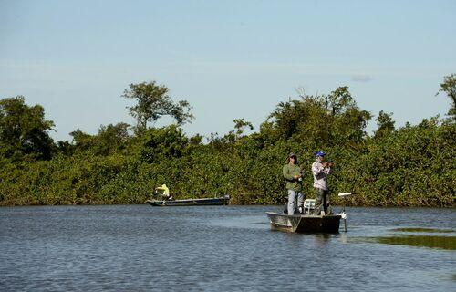 Pescadores. Foto: Agência Brasil
