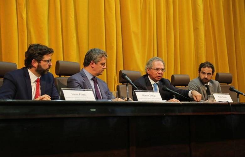 Foto: Ministério da Economia