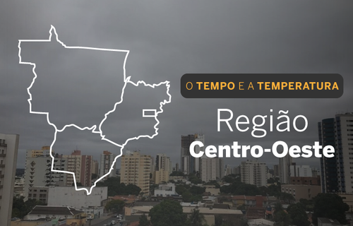 Centro-Oeste-Nublado - Foto: Brasil61