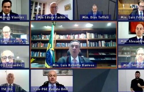 Foto: Comunicação TSE
