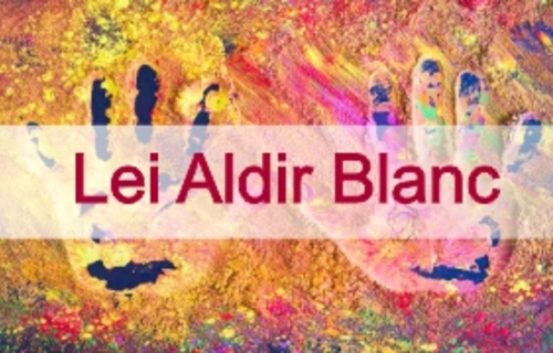 Foto: Lei Aldir Blanc