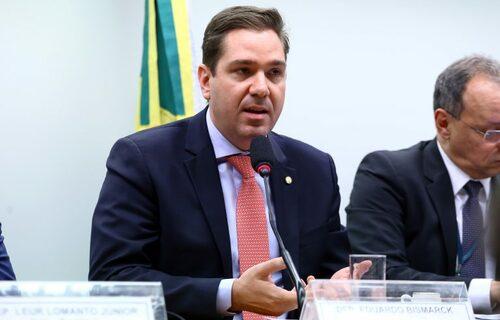 Deputado federal Eduardo Bismarck (PDT-CE). Foto: Agência Brasil.