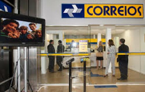 Agência dos Correios. Foto: Agência Brasil.