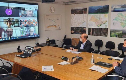 Foto: divulgação/ Secretaria de Infraestrutura e Meio Ambiente de SP