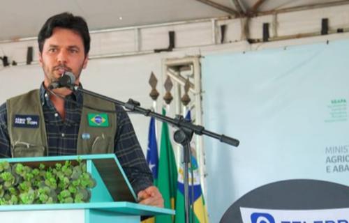 Foto: Cléverson Oliveira/ Ministério das Comunicações