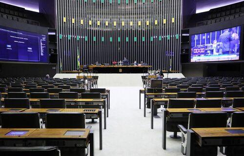 Câmara dos Deputados. Foto: Agência Brasil.