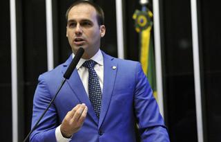 Deputado Eduardo Bolsonaro / Foto: Alex Ferreira - Câmara dos Deputados