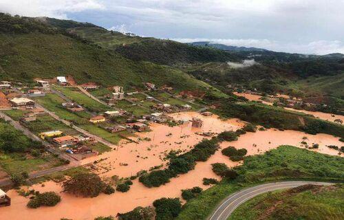 Foto: Corpo de Bombeiros de Minas Gerais