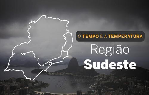 Sudeste-Chuvoso - Foto: Brasil61