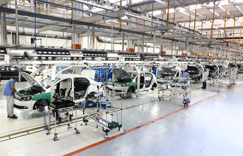 867481d12cb0 Um balanço divulgado pela Associação Nacional dos Fabricantes de Veículos  Automotores (Anfavea), nesta semana, aponta que a produção de veículos em  abril ...