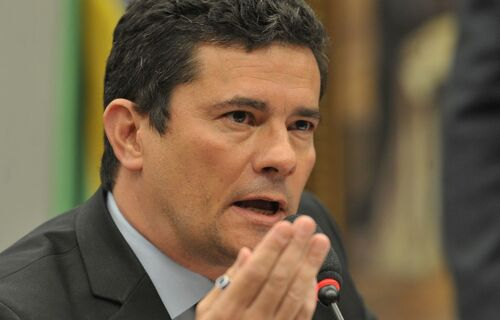 Sérgio Moro. Foto: Agência Brasil.