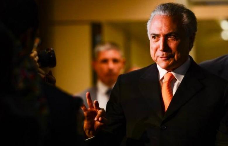 Preso 2: Temer é transferido de Superintendência da PF para batalhão da PM em São Paulo