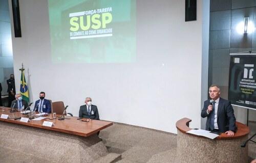 Foto: divulgação/ Daniel Estevão - MJSP