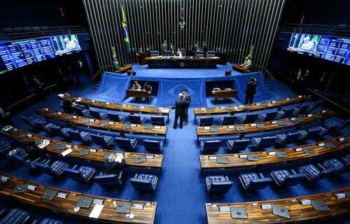 Senado Federal. Foto: Agência Brasil