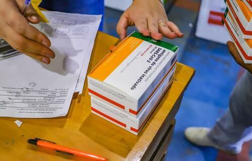 Compra Vacina - Foto: SMCS Curitiba