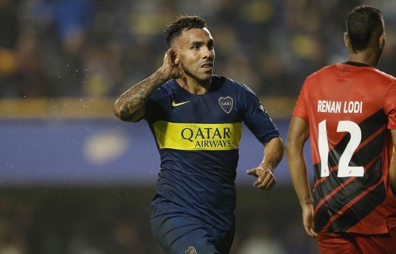 Créditos: Reprodução Facebook Boca Juniors