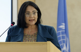 A ministra da Mulher, da Família e dos Direitos Humanos, Damares Alves, disse que dará prioridade para a proteção dos direitos da mulher / Foto: reprodução internet