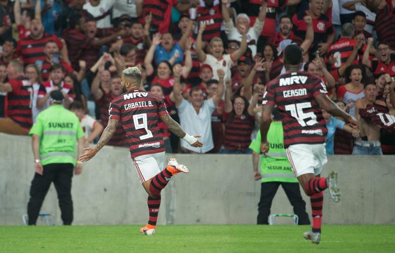 Créditos: Alexandre Vidal e Marcelo Cortes / Flamengo