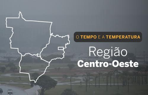 Centro-Oeste-Chuvoso - Foto: Brasil61