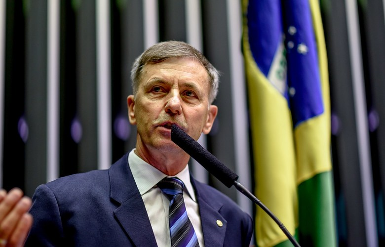 Deputado Luizão Goulart / Foto: Câmara dos Deputados