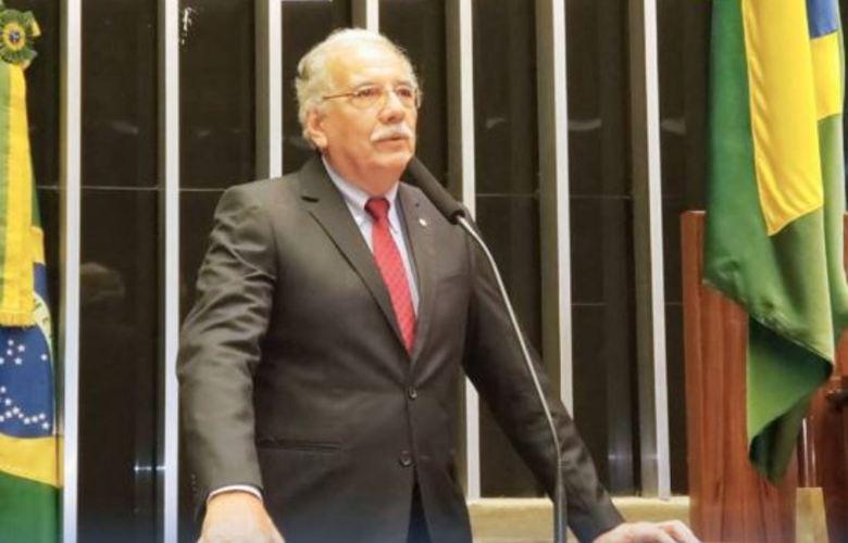 Deputado federal Luiz Ovando (PSL-MS) enxerga na Nova Reforma uma sociedade mais justa / Foto: reprodução Câmara dos Deputados