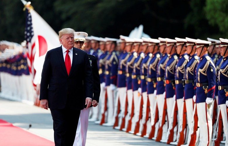 Foto: Issei Kato/Reuters