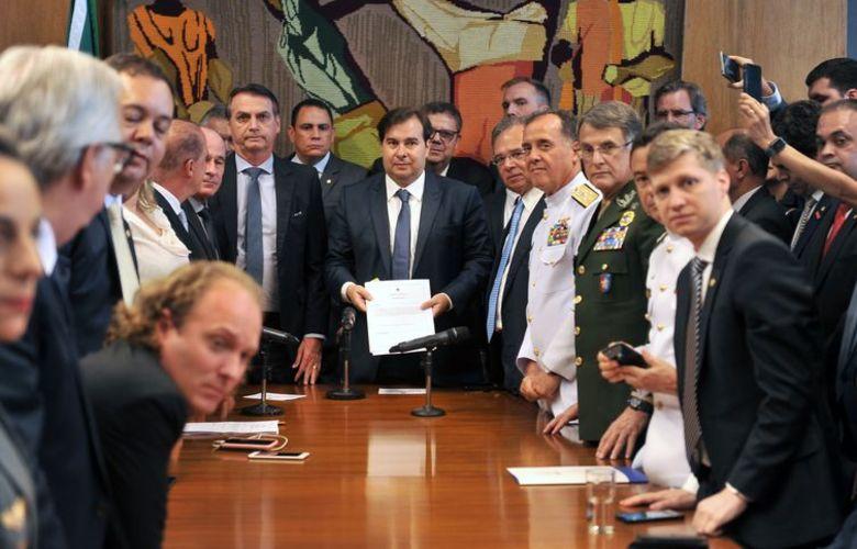 Foto: Presidência da República/Divulgação