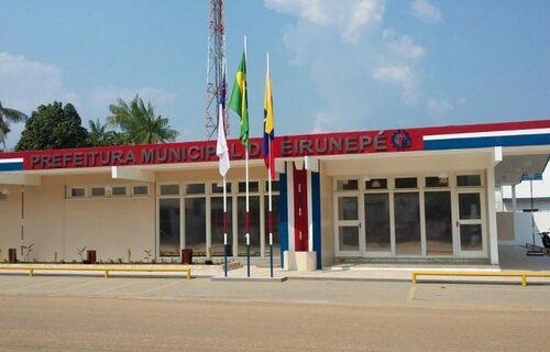 Foto: Prefeitura de Eirunepé (AM)