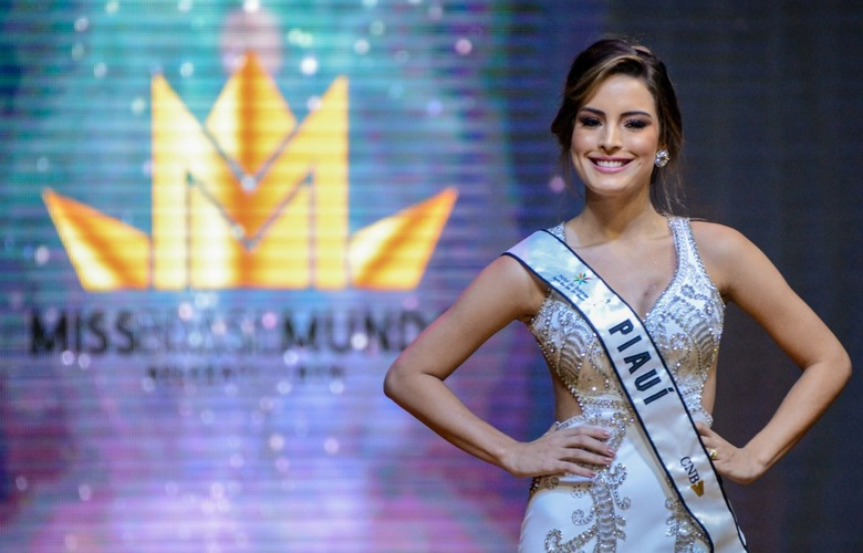 Jéssica Carvalho, Miss Brasil Mundo