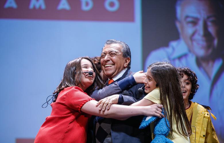 Foto: Edison Vara/Agência Pressphoto