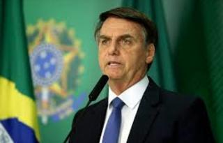 Bolsonaro saiu de Brasília às 7h50 desta quarta, com o avião presidencial e pousou às 9h09 no Aeroporto de Congonhas, zona sul de São Paulo/ Foto: reprodução EBC