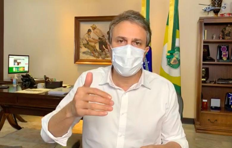 Foto: governador Camilo Santana/ divulgação