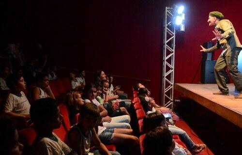 Teatro - Foto: Agência Brasil