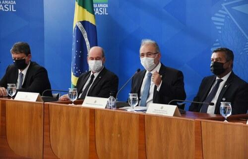 Tony Winston / Ministério da Saúde
