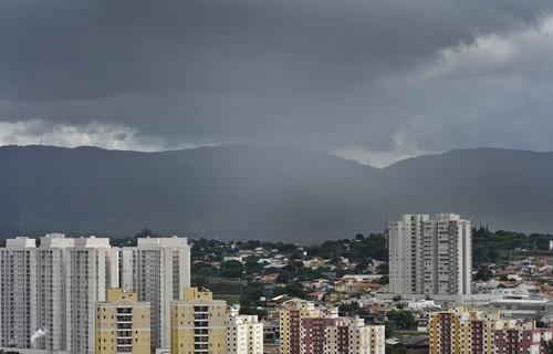 Chuva. Foto: Prefeitura de Jundiaí