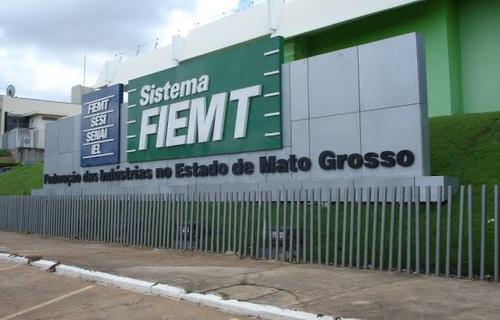 FIEMT. Foto: Divulgação.