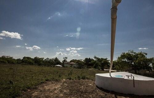 Cisterna - Ubirajara Machado/Ministério da Cidadania