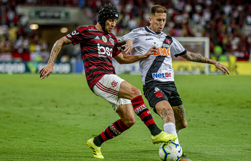 Créditos: Alexandre Vidal, Marcelo Cortes e Paula Reis / Flamengo